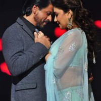 Madhuri Dixit Sharukh Khan 2013 on Jhalak Dikhla Ja