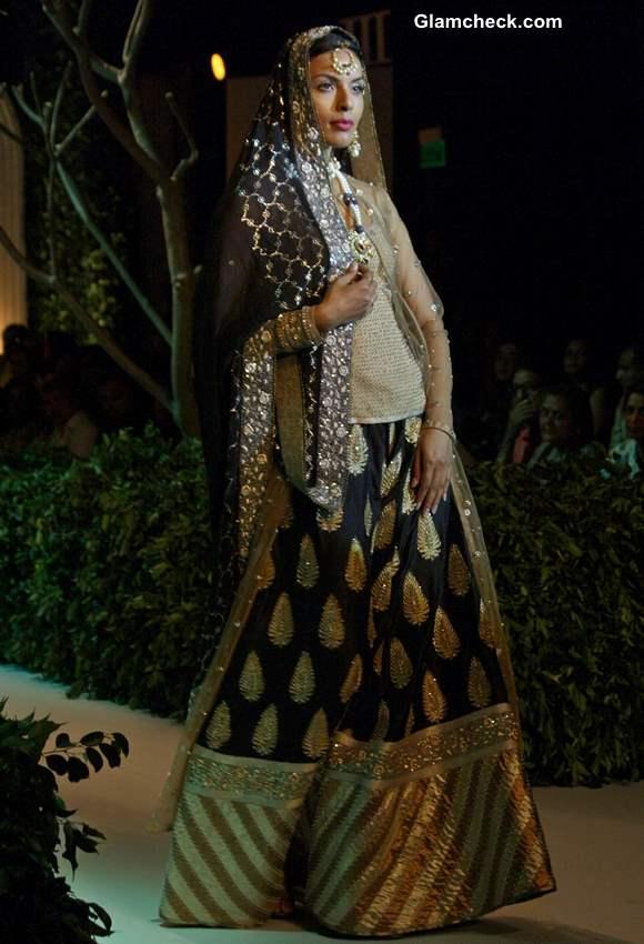 Meera Muzaffar Ali India Bridal Fashion Week 2013 day 2