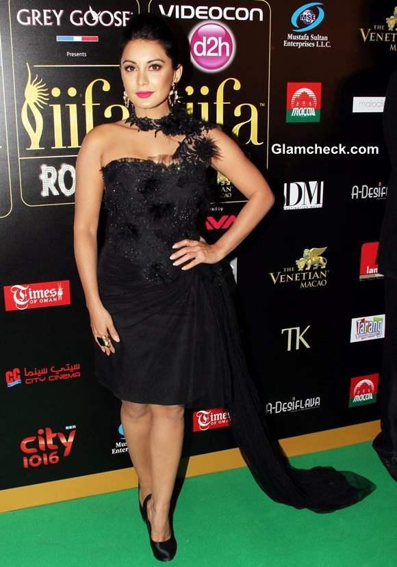Minisha Lamba at IIFA Rocks 2013