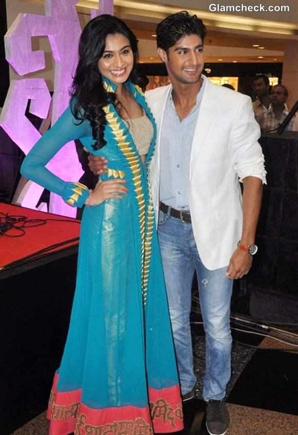 Neha Hinge Tanuj Virwani Launch Love U Soniyo Music