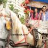 Prateik Babbar and Amyra Dastoor Promote Isaaq in Mumbai on a bagghi