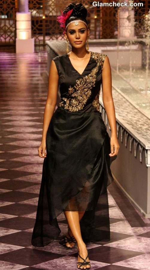 Raghavendra Rathore Collection at India Bridal Fashion Week 2013