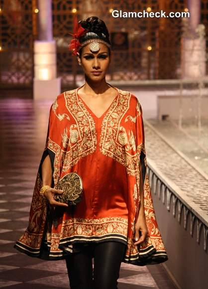 Raghavendra Rathore Designs at India Bridal Fashion Week 2013
