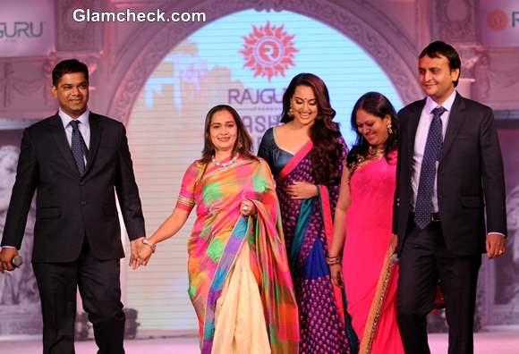 Rajguru Fashion Parade 2013 in Bangalore