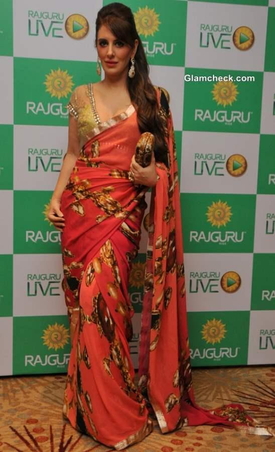 Rajguru Fashion Parade Bangalore 2013 show