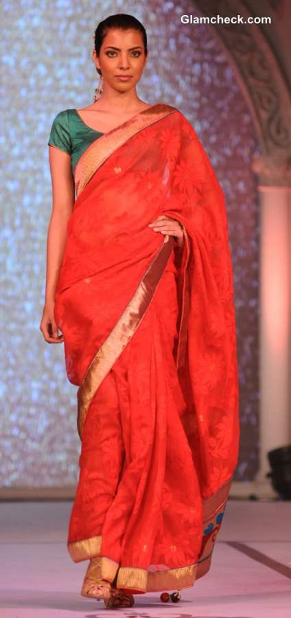 Rajguru Fashion Parade show 2013 Bangalore