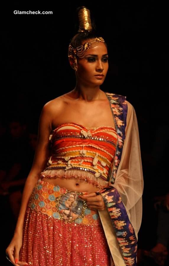 Rina Dhaka day 2 India Bridal Fashion Week 2013