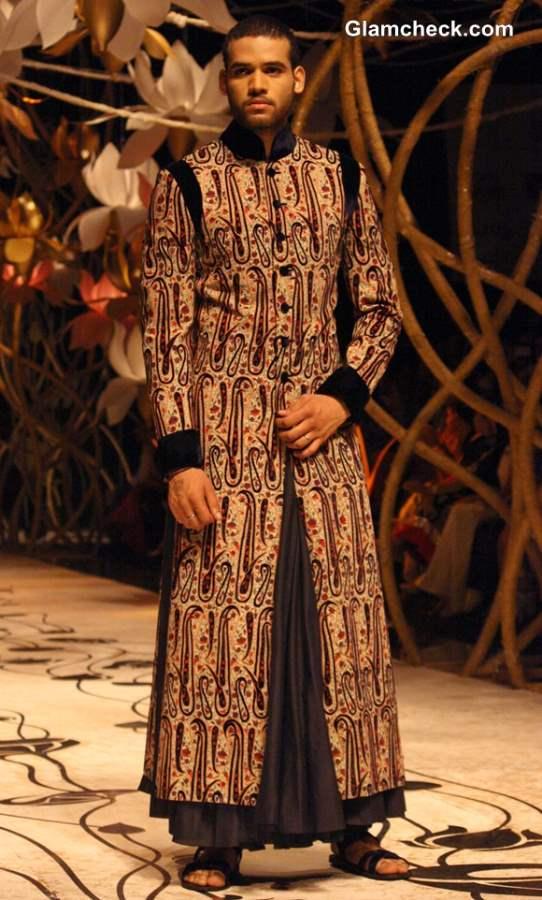 Rohit Bal Collection at India Bridal Fashion Week 2013