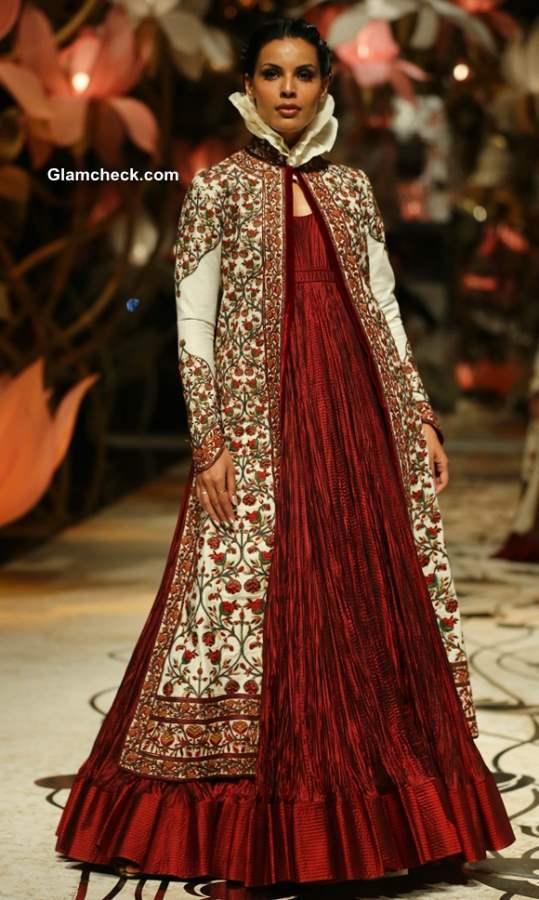 Rohit Bal India Bridal Fashion Week 2013 collecion