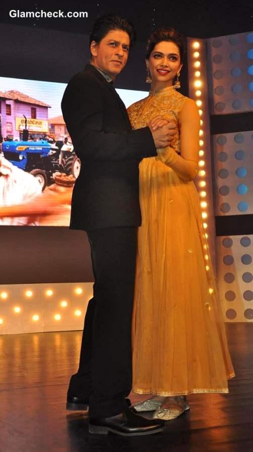 Shahrukh Deepika Padukone on Madhubala Ek Ishq Ek Junoon