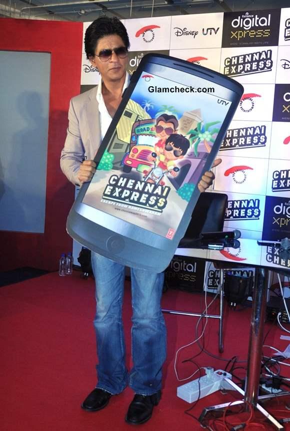 Shahrukh Khan Chennai Express Game