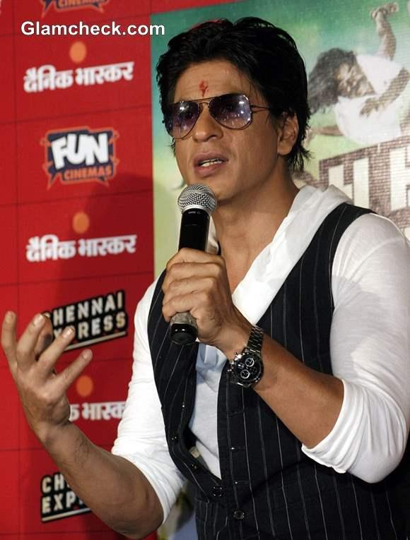 Shahrukh Khan Chennai Express