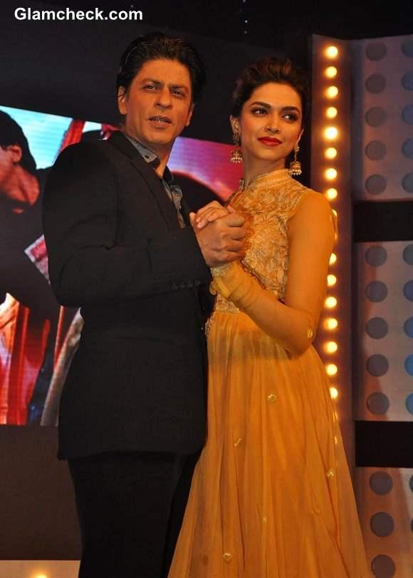 Shahrukh Khan Deepika Padukone on Madhubala Ek Ishq Ek Junoon