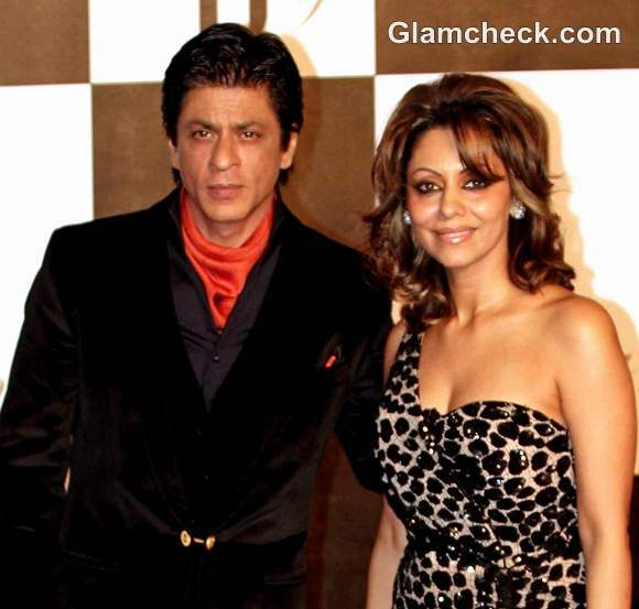 Shahurkh and Gauri Name 3rd Baby Abram
