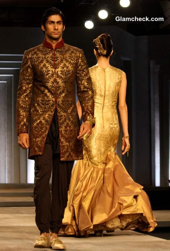 Shantanu and Nikhil India Bridal Fashion Week 2013 Day 1