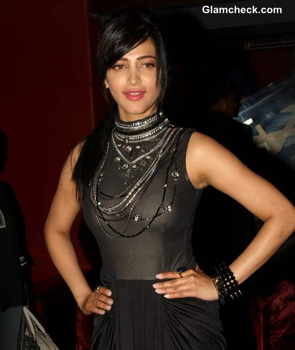 Shruti Hassan in movie D-Day