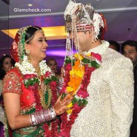 Shweta Tiwari Abhinav Kohli marriage pictures