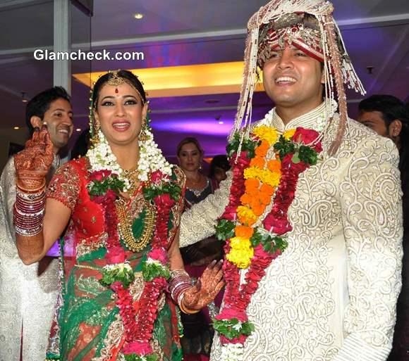 Shweta Tiwari and Abhinav Kohli Tie the Knot