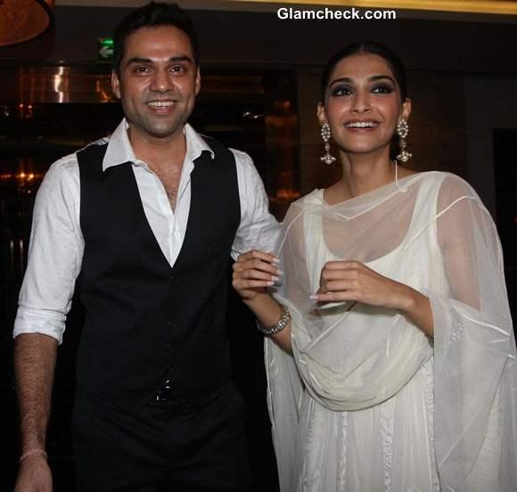 Sonam Kapoor Raanjhana success party