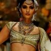 Sonam Kapoor at Rohit Bal show 2013 India Bridal Fashion Week