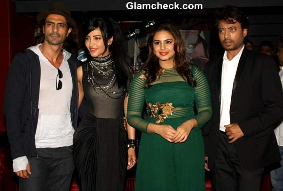 Star cast of D-Day Promote Film in National Capital