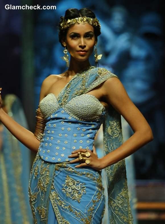 Suneet Varma 2013 India Bridal Fashion Week 2013