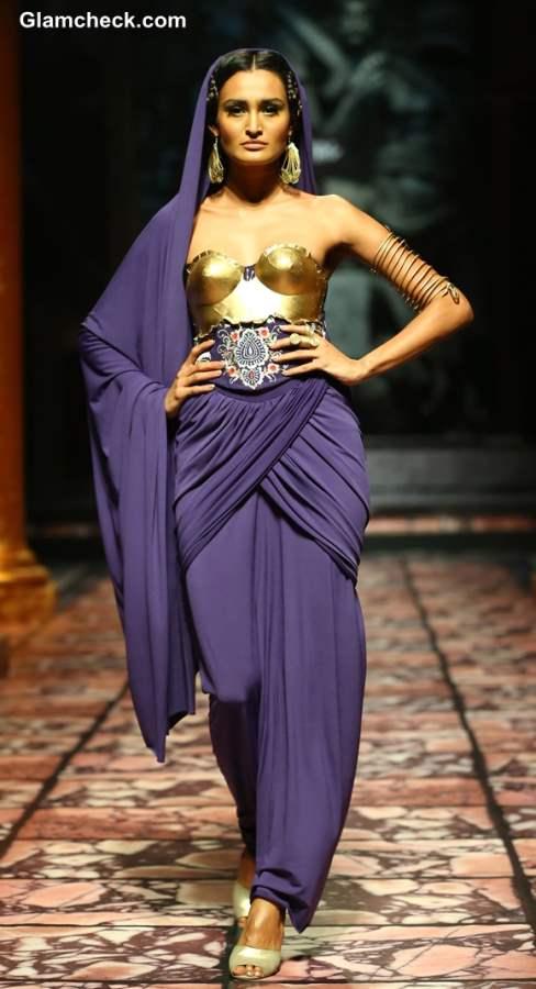 Suneet Varma India Bridal Fashion Week 2013