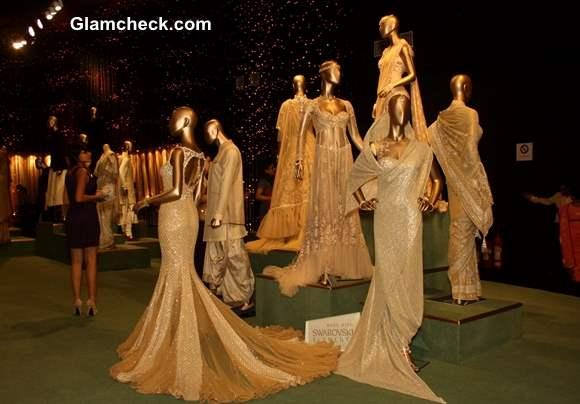 Tarun Tahiliani Couture Exposition India Bridal Fashion Week 2013