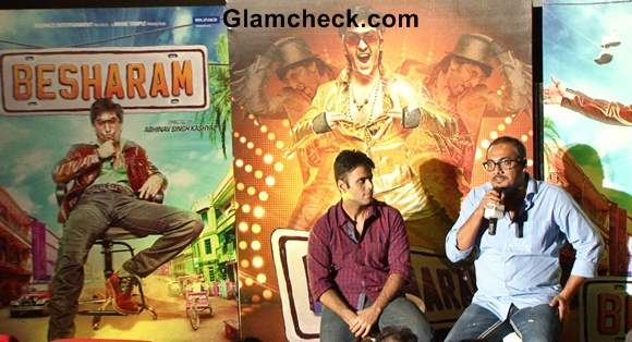 Trailer Review Besharam Movie 2013