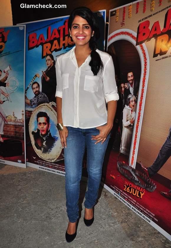 Vishakha Singh movie 2013 Bajatey Raho