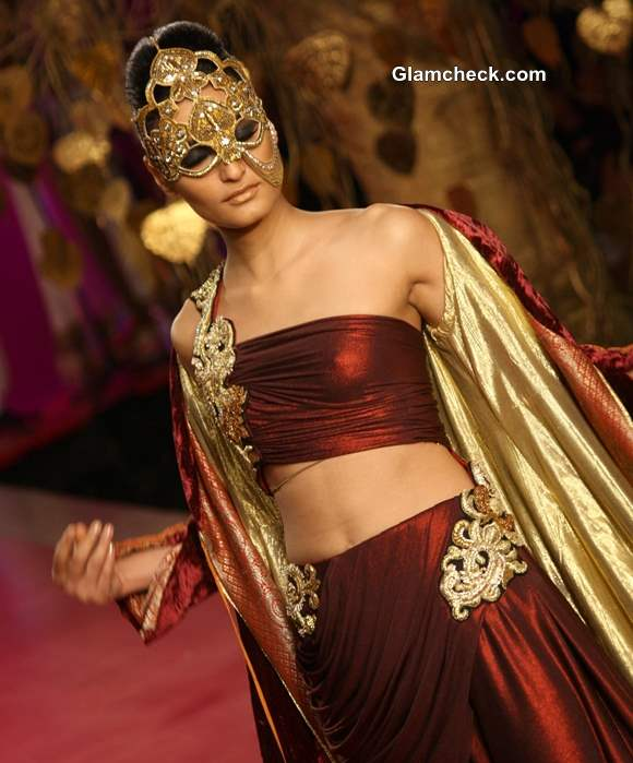 2013 Delhi Couture Week Ritu Beri Collection