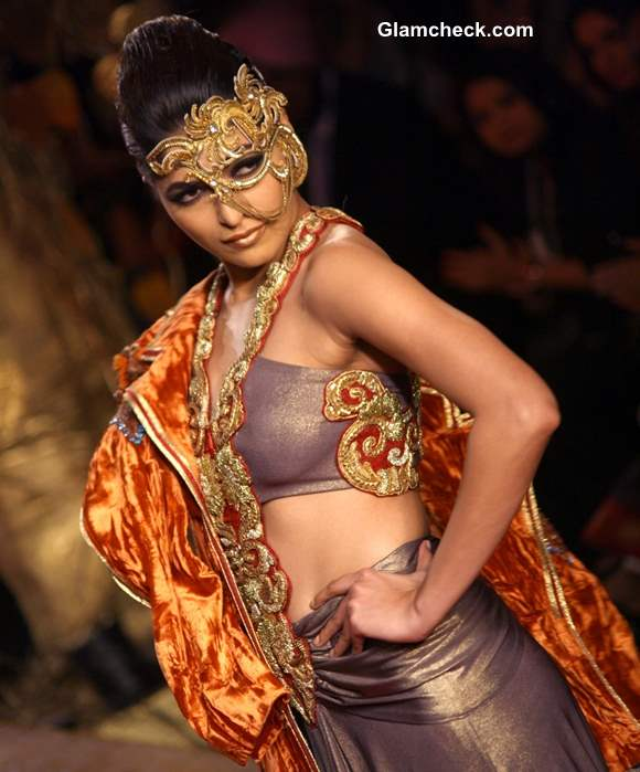 2013 Delhi Couture Week Ritu Beri  show day 4