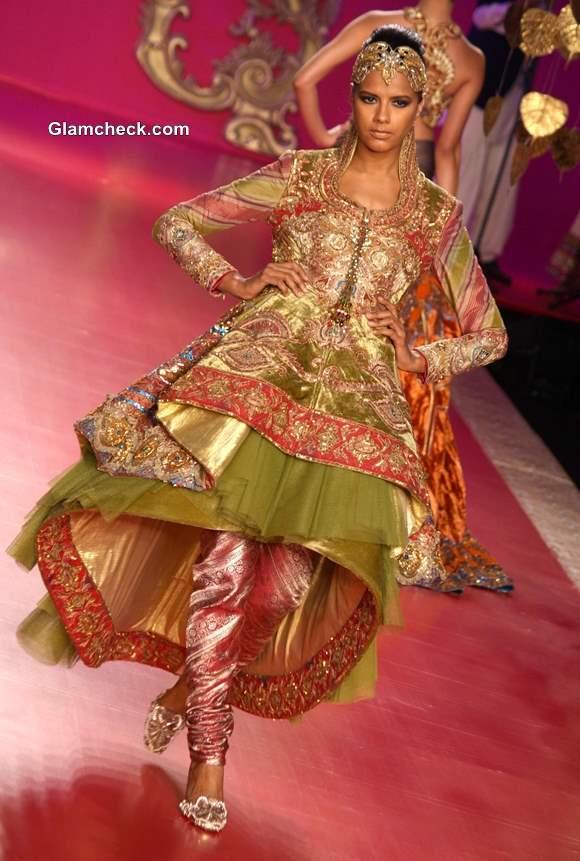 2013 Delhi Couture Week Ritu Beri