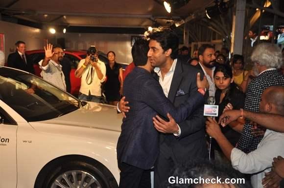Abhishek Bachchan at Audi India Autumn-Winter 2014 Collection