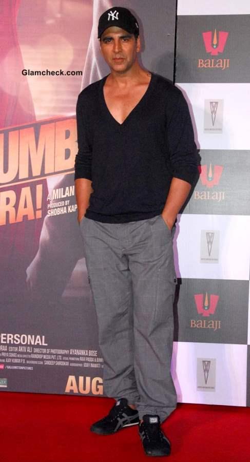 Akshay Kumar 2013 Once Upon a Time in Mumbai Dobara
