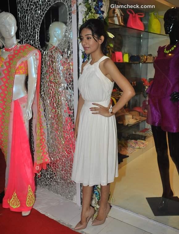 Amrita Rao LASHA Store Launch