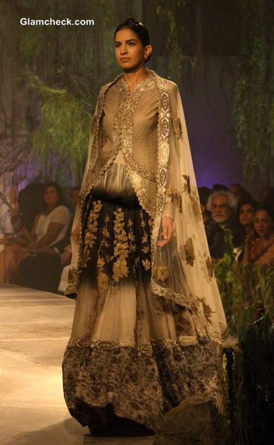 Anamika Khanna 2013 Delhi Couture Week