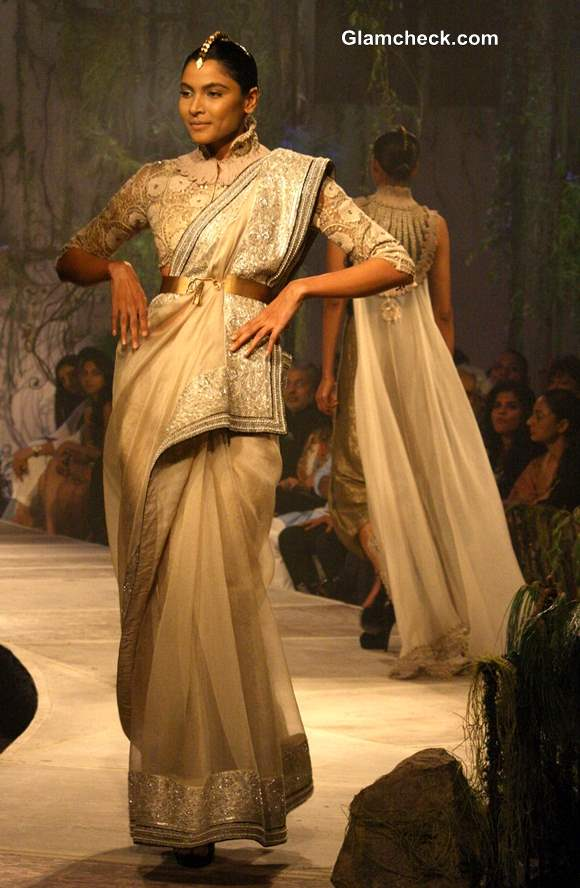 Anamika Khanna Collection Delhi Couture Week 2013