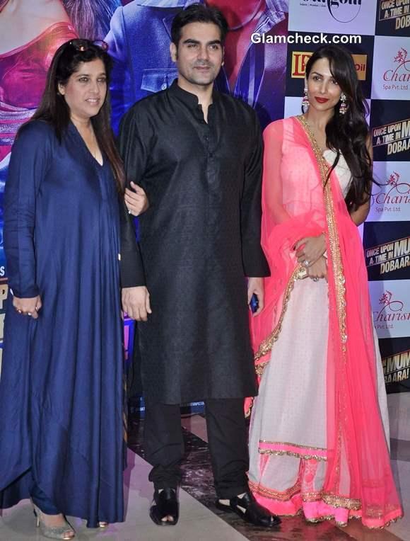 Arbaz Khan and Malaika Arora Khan at Ekta Kapoor Iftar Party