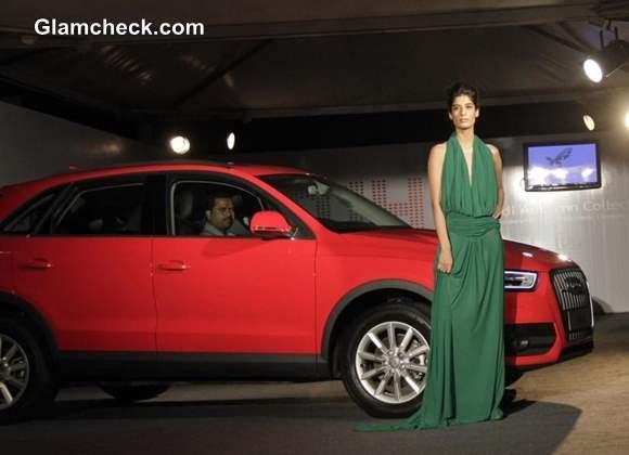 Audi India Autumn-Winter 2014 Collection outfit fashion designer Nandita Mahtani