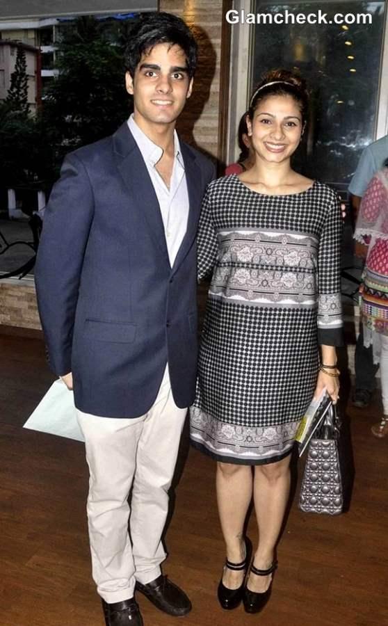 Bollywood producer Armaan Arora and actress Tanisha Mukherjee