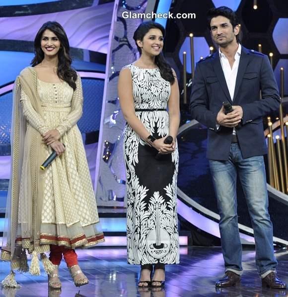 Cast of Shuddh Desi Romance on DID Super Moms