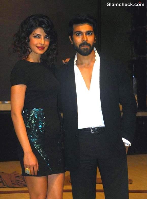 Cast of Zanjeer 2013 Priyanka Chopra Ram on Jhalak Dikhhla Ja