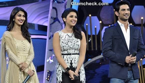 Cast of movie Shuddh Desi Romance