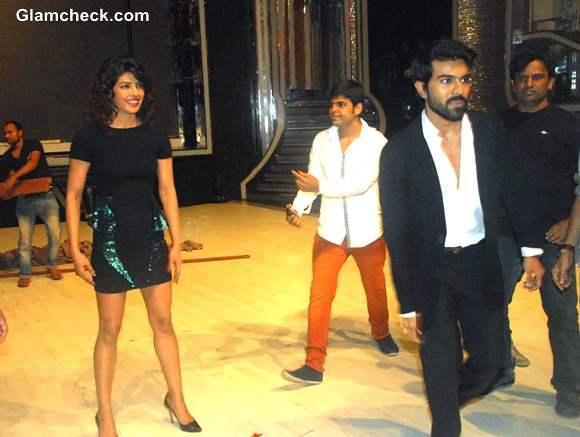 Cast of movie Zanjeer on Jhalak Dikhhla Ja
