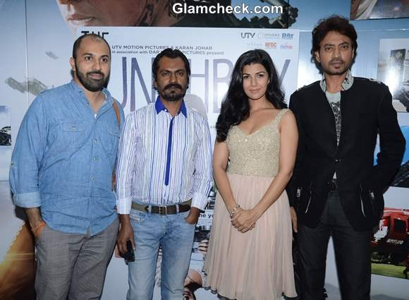 Celebs attend Special Screening Lunchbox