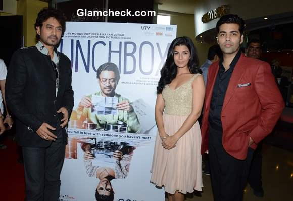Celebs attend Special Screening of Lunchbox