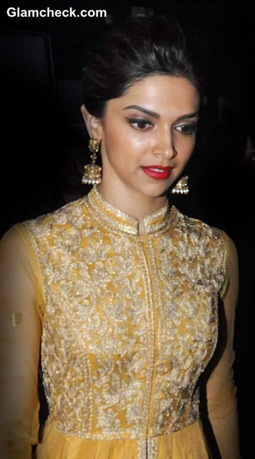 Deepika Padukone 2013 Traditional look