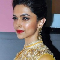 Deepika Padukone Traditional Festive Season Look makeup