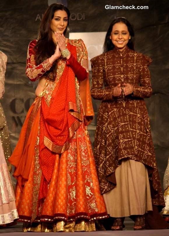 Delhi Couture Week 2013 Day 1 Anju Modi